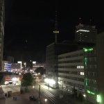 Room view towards Alexanderplatz