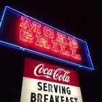 Moab Grill Foto
