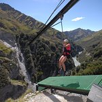 Shotover Canyon Fox, Queenstown New Zealand