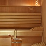 Explore Spa - Sauna Room