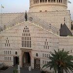 Aprendo la finestra : splendida veduta sulla Basilica della Natività