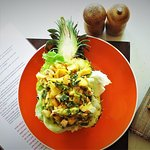 Healthy, creative salads