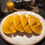 Fresh Mango fro Philippines. The best in the World! You can get it if you request it.