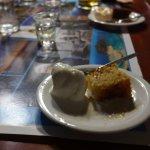 some dessert after dinner