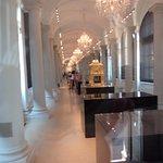 El Palacio Zwinger. Brinda espacios de exposiciones permanentes de diferentes temáticas