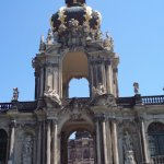 El Palacio Zwinger.