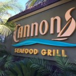 Foto de Cannons Seafood Grill