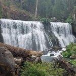 Falls nearby