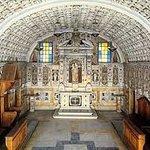 Santuario ella Cattedrale i Cagliari. Sopra troneggia un belli/grandissimo MASCIONI