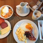 Photo of Restaurant im Hilton Garden Inn Hotel