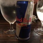 any place that I can get a Red Bull in the morning is OK by me!