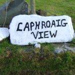 Foto de Laphroaig View Guest House B&B