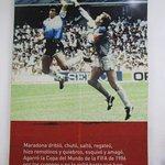 Recuerdo del Mundial 86