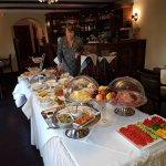 Lovely breakfast spread!