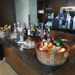 Food and beverage at executive floor / 32nd floor