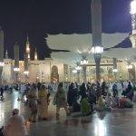 Photo de Masjid an-Nabi