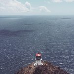 Great starting point to teach kids about lighthouses+amazing views!