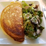 Omelette du Mont St Michel