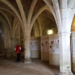Time-line in the crypt