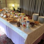 Fornem morgenmadsbuffet