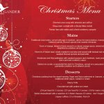 Christmas party bookings now being taken. 01654 712169