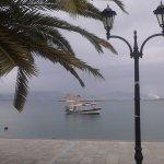 Nauplion Promenade Foto