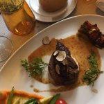 Tournedos Rossin, foie gras poêlé et truffes