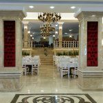 Shayan restaurant outside and inside