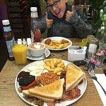 Breakfast here was amazing👍