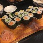 sushi, maki,...