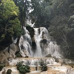 Photo of Kuang Si Falls