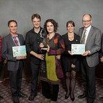 Lauréat Prix d'excellence en environnement Petite entreprise 2014