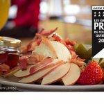 Lauréat Table régionale-Créateur de saveur 2014
