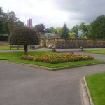 Cartwright Hall Gardens
