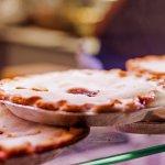 Fresh fruit pies