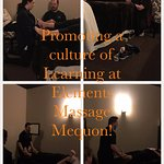 Promoting a culture of wellness and ongoing training for our team