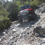 Sept 2017 - Las Vegas Rock Crawlers, Red Rock Canyon / Rocky Gap Trail