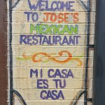 Welcome to Jose's Mexican Restaurant