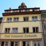 Foto de Hotel Barbarossa