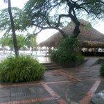 Bar naast zwembad