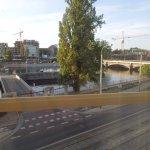 Hotel con vista fiume
