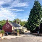 Castle Inn on a Sunny Afternoon