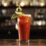 Our Sunday Special Bloody Mary's $2.50 all day