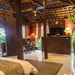 Villa Empat main bedroom