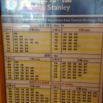 Buses to Stanley