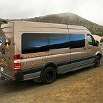 Our 4x4 tour bus
