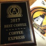 Coffee Express voted The Best Coffee in The Best of the Best in Ottawa County 2017