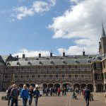Binnenhof & Ridderzaal (Inner Court & Hall of the Knights) Foto