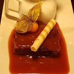 Gorgeous Dessert (Sticky Toffee Pudding)