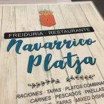 Foto de Restaurante Navarrico platja
